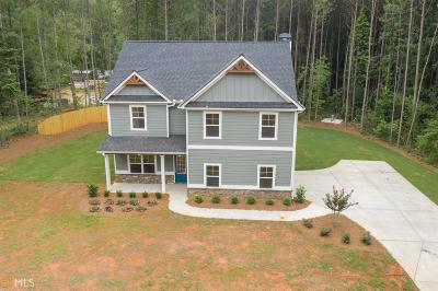 Williamson Single Family Home For Sale: 3886 Hollonville Rd