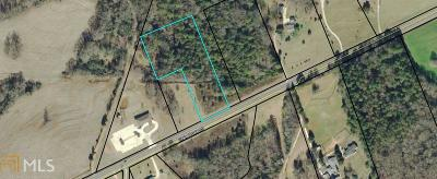 Lavonia Residential Lots & Land For Sale: Highway 59