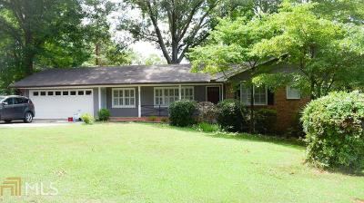 Tucker Single Family Home For Sale: 2558 Lucky Valley Dr
