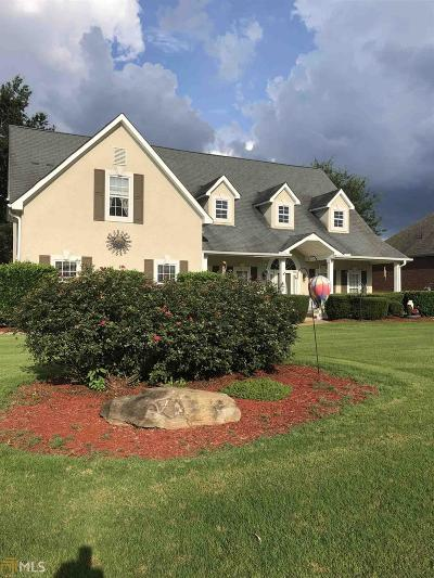 Locust Grove Single Family Home Under Contract: 132 Wyckliffe Dr