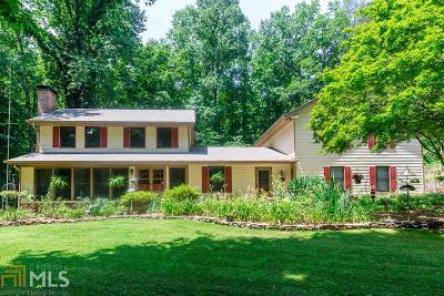 Dawsonville Single Family Home For Sale: 3264 Highway 9