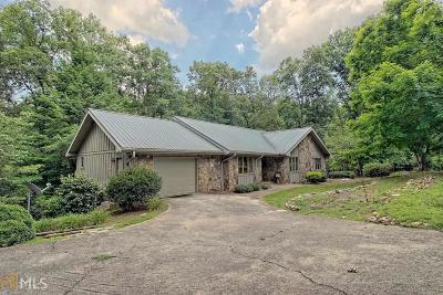 Rabun County Single Family Home For Sale: 959 Ramey Rd