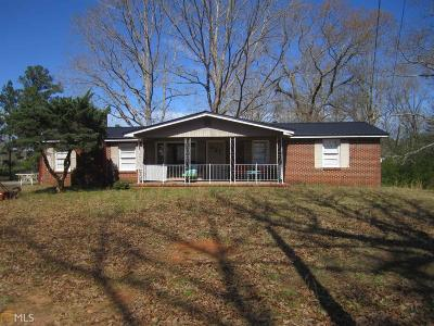 Milner Single Family Home For Sale: 963 Chappell Mill Rd