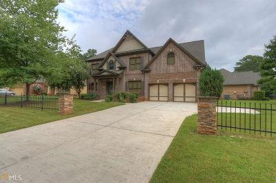Stone Mountain Single Family Home For Sale: 1207 SW Hambrick Rd