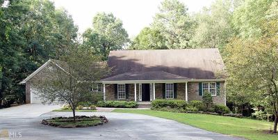 Conyers Single Family Home For Sale: 3131 Buck Branch Rd