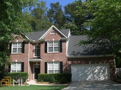 Suwanee Rental For Rent: 883 Red Rock Ct
