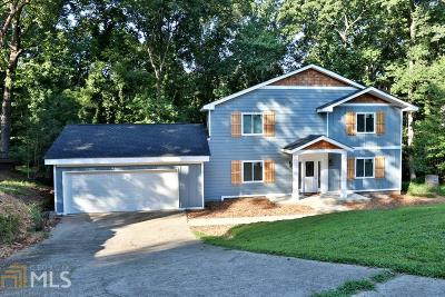 Roswell Single Family Home For Sale: 225 Tallwood Ter