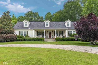 Greensboro Single Family Home For Sale: 1860 Leslie Mill Rd