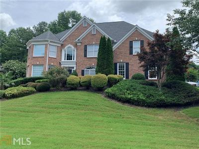 Suwanee Single Family Home For Sale: 1155 Havenbrook