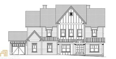 Alpharetta, Milton, Roswell Single Family Home For Sale: 15815 Bon Endriot Ct