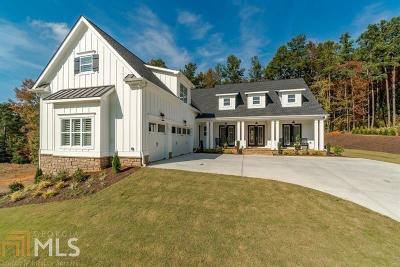 Powder Springs Single Family Home For Sale: 5744 Sunburst Dr