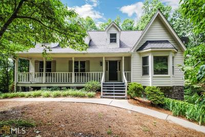 Roswell Single Family Home For Sale: 1230 Cox Rd