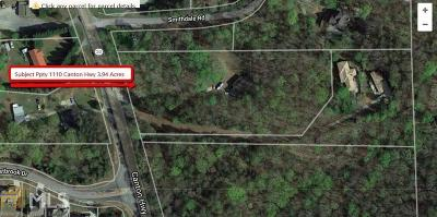 Cumming Commercial For Sale: 1110 Canton Hwy