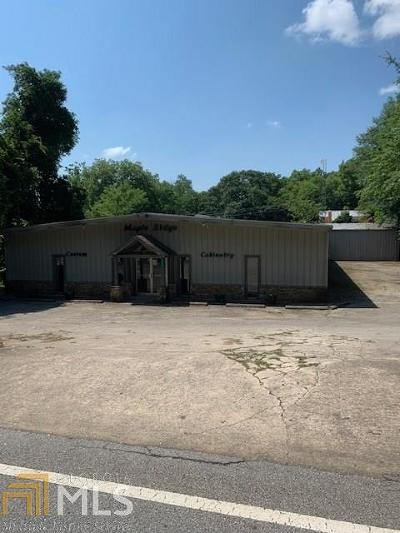Commercial For Sale: 268 E Currahee St