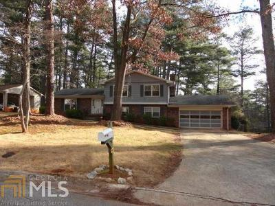 Stone Mountain Single Family Home For Sale: 774 Corundum Ct