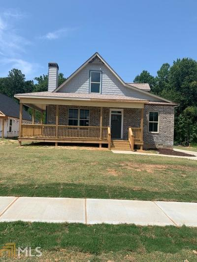 Griffin Single Family Home For Sale: 125 Hunts Mill Cir