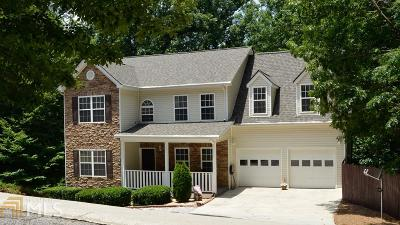 Cumming, Gainesville, Buford Single Family Home For Sale: 3426 Rock Ridge Dr