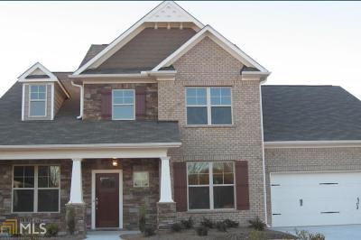 Grayson Single Family Home For Sale: 387 Sawyer Meadow Way