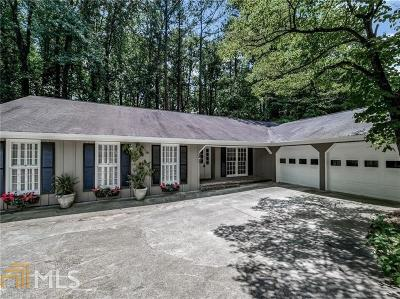 Brookhaven Single Family Home For Sale: 1450 Brawley Cir