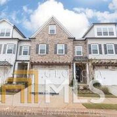Cobb County Condo/Townhouse For Sale: 3247 NE Artessa Ln