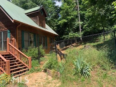 Dahlonega Single Family Home New: 408 Stancil Dyer Rd