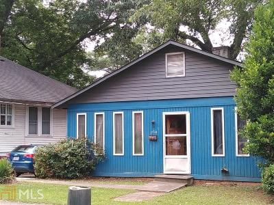 Single Family Home For Sale: 1770 Lyle Ave