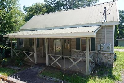 Newton County Multi Family Home For Sale: 3107 SW Hendrix Cir