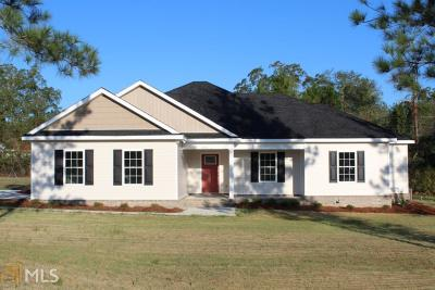 Statesboro Single Family Home For Sale: 225 Tavern Ln #47