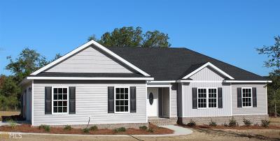 Statesboro Single Family Home For Sale: 217 Tavern Ln #45