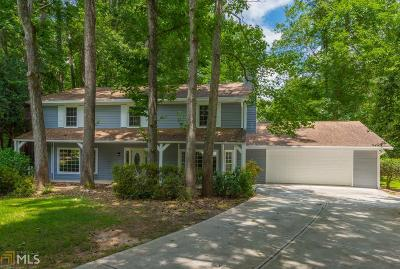 Peachtree City Single Family Home For Sale: 105 Lancers Loft