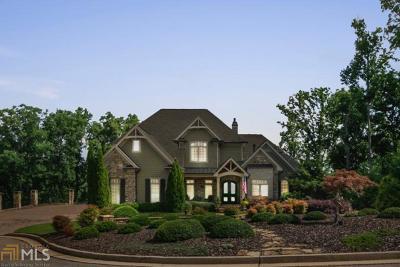Cumming, Gainesville, Buford Single Family Home For Sale: 3766 Harbour Lndg