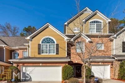 Tucker Condo/Townhouse For Sale: 3255 Tomeh Way