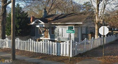 Ormewood Park Single Family Home For Sale: 797 Moreland Ave
