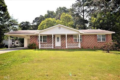 Rockdale County Single Family Home For Sale: 3027 Lakeridge Dr