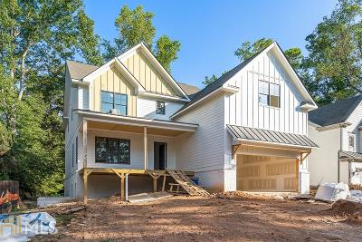 Chamblee Single Family Home For Sale: 1794 Tobey Rd