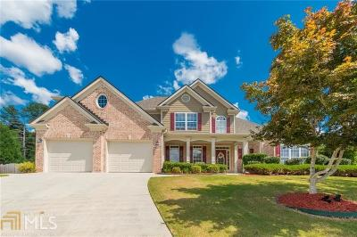 Loganville Single Family Home New: 116 Sweet Basil Path