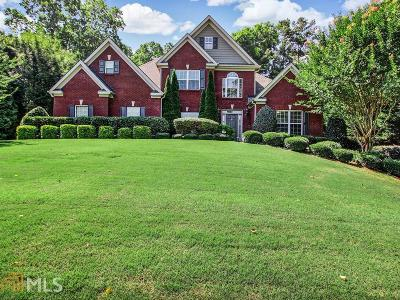 Buford  Single Family Home For Sale: 5730 Waterfall Way