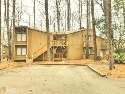 Lithonia Condo/Townhouse For Sale: 5824 Par Four Ct