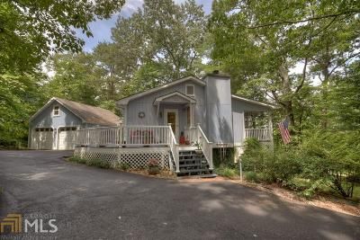 Ellijay Single Family Home For Sale: 34 Acadia