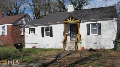 Mozley Park Single Family Home For Sale: 1327 Sharon St