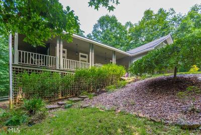 Clarkesville Single Family Home For Sale: 258 Marguerite Ln