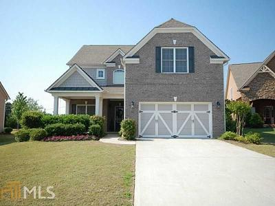 Flowery Branch Single Family Home For Sale: 7862 Brass Lantern Dr