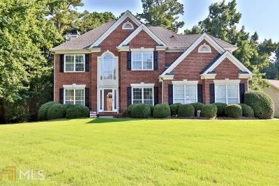 Suwanee Single Family Home For Sale: 194 Lake Ruby Dr