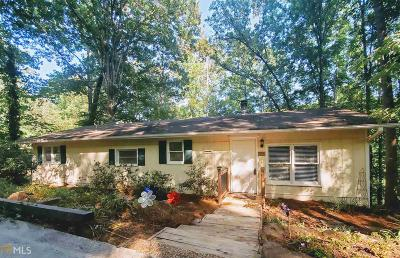 Cumming, Gainesville, Buford Single Family Home For Sale: 6565 Dogwood Ter