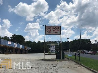 Lithonia Commercial For Sale: 6650 Hillandale Dr
