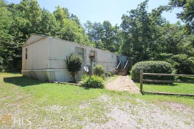 Clarkesville Single Family Home New: 305 Cool Springs Rd
