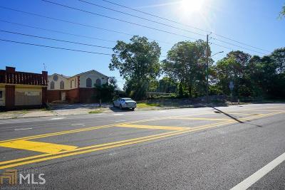 Atlanta Commercial For Sale: 1765 Ralph David Abernathy Blvd
