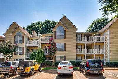 Avondale Estates Condo/Townhouse For Sale: 583 Cobblestone Trl