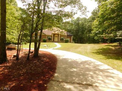 Douglasville Single Family Home For Sale: 4745 Spanish Oak Rd