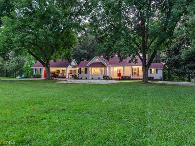 Sharpsburg Single Family Home For Sale: 6438 Highway 54